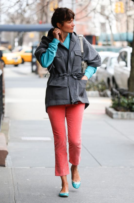 Kolorowa Helena Christensen (FOTO)