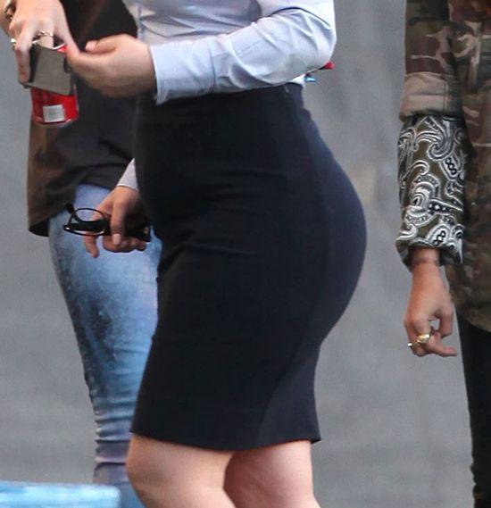 Kelly Clarkson polubiła dodatkowe kilogramy (FOTO)