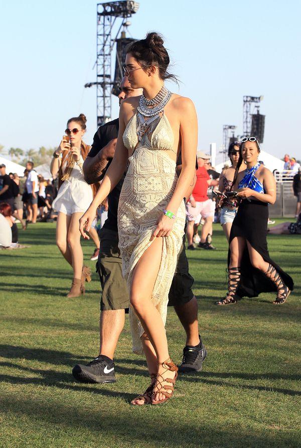 Coachella bez Kylie i Kendall Jenner? Nie ma mowy! [VIDEO]