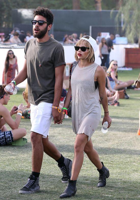 Kolejne stylizacje gwiazd na festiwalu Coachella (FOTO)