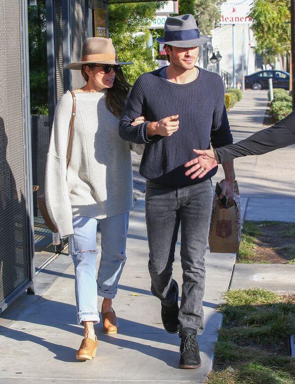 Nikki Reed i Ian Somerhalder spodziewają się dziecka! Musicie zobaczyć...
