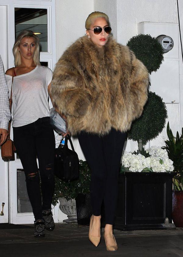 Posypią się hejty, gdy zobaczycie nową stylizację Lady Gagi... (FOTO)