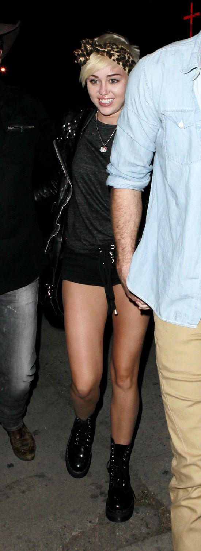 Po słodkiej Miley nie ma ani śladu (FOTO)