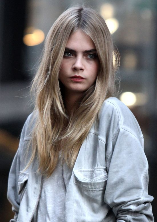 Najmodniejsze kolory włosów 2014 roku (FOTO)