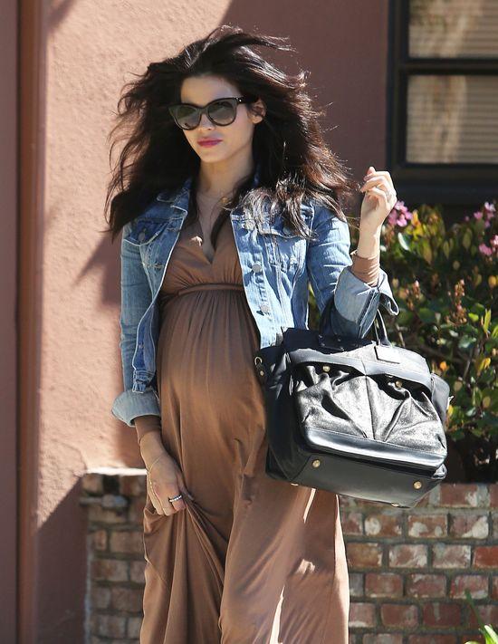 Jenna Dewan kwitnie w ciąży (FOTO)