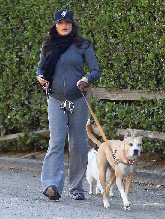 Ciążowe stylizacje Jenny Dewan (FOTO)