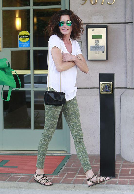 Tak dziś wygląda Janice Dickinson (FOTO)