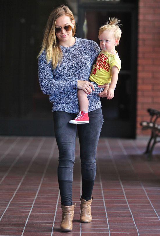 Dwie stylizacja Hilary Duff (FOTO)