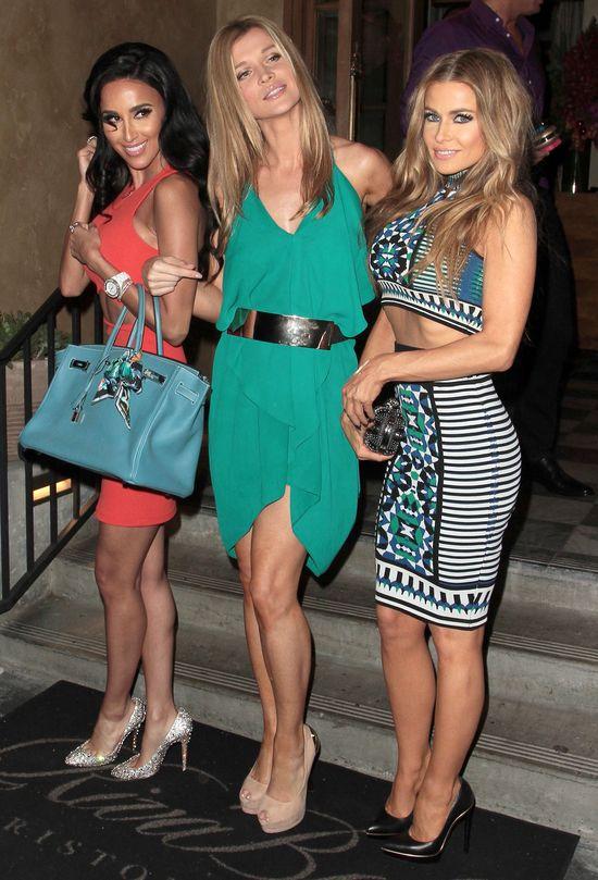 Joanna Krupa i Carmen Electra podbijają West Hollywood