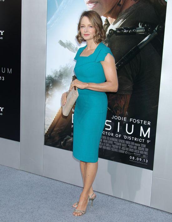 Jodie Foster w Roland Mouret (FOTO)