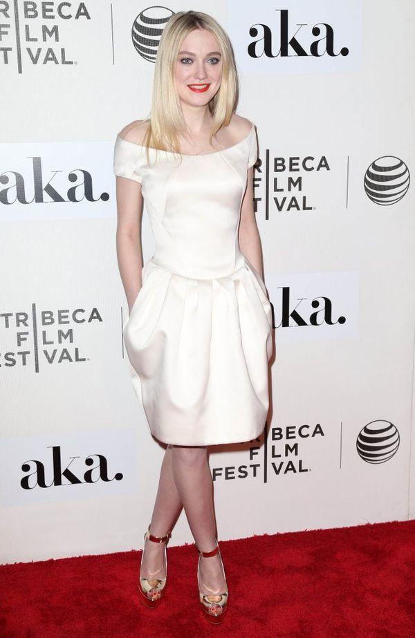 Dakota Fanning wyrosła na piękną kobietę (FOTO)