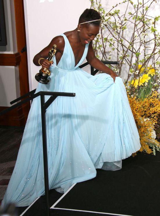 Lupita Nyong'o jak księżniczka (FOTO)