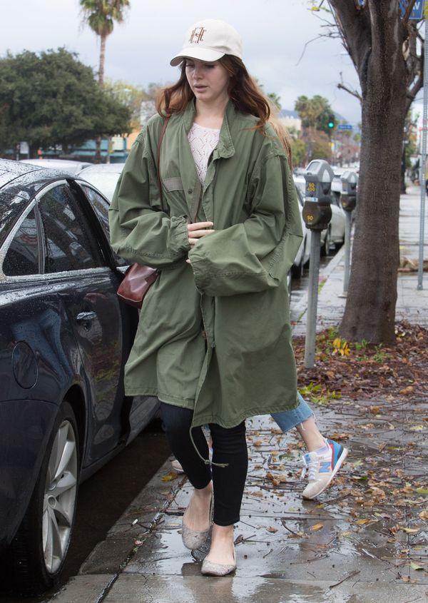 Lana del Rey inspiruje się najnowszym stylem... Kim Kardashian?