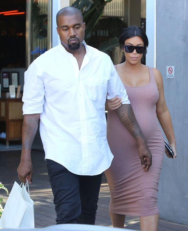 Nowe fałdki spędzają sen z powiek Kim Kardashian (FOTO)