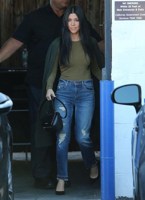 Zobaczcie jak Kourtney Kardashian wygląda NAGO (FOTO)