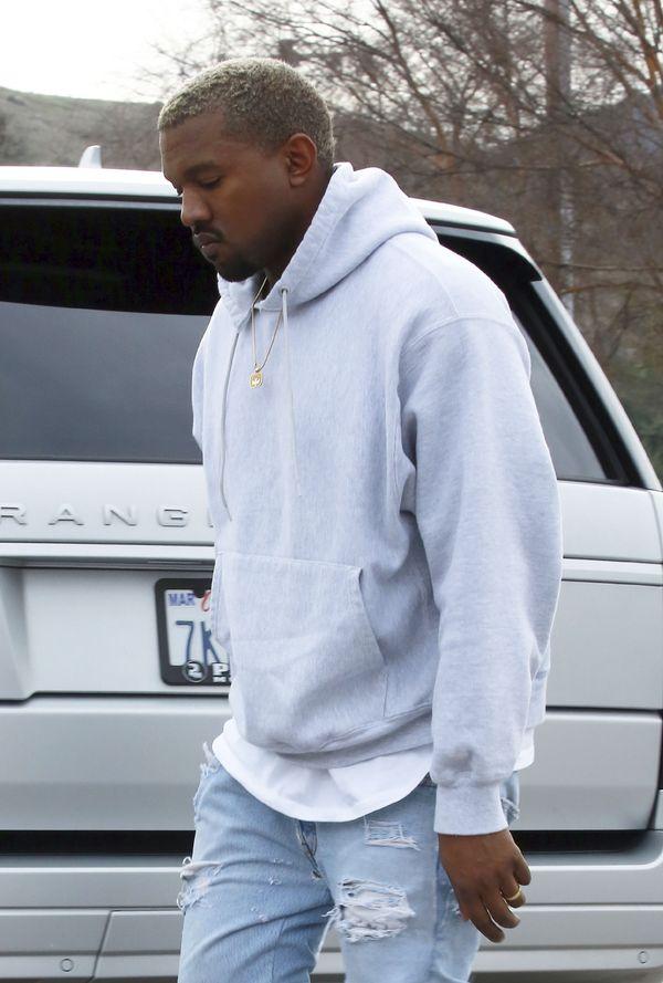 Kanye West ma w nosie innych projektantów mody? Za karę został usunięty...