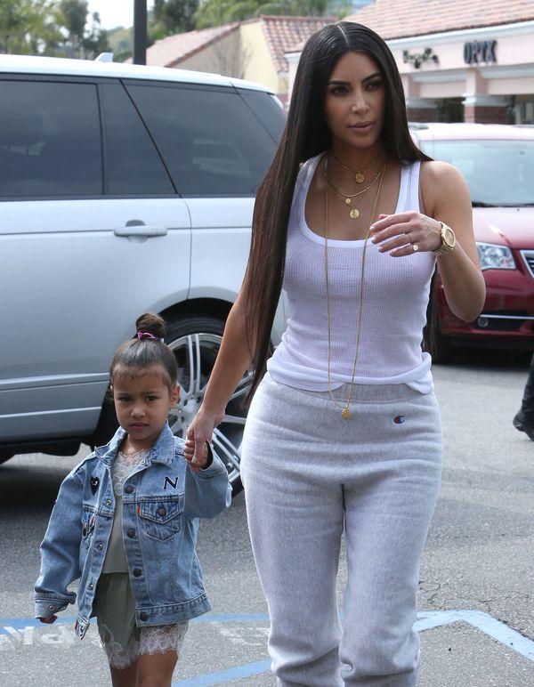 Kim Kardashian jest już za chuda? (FOTO)