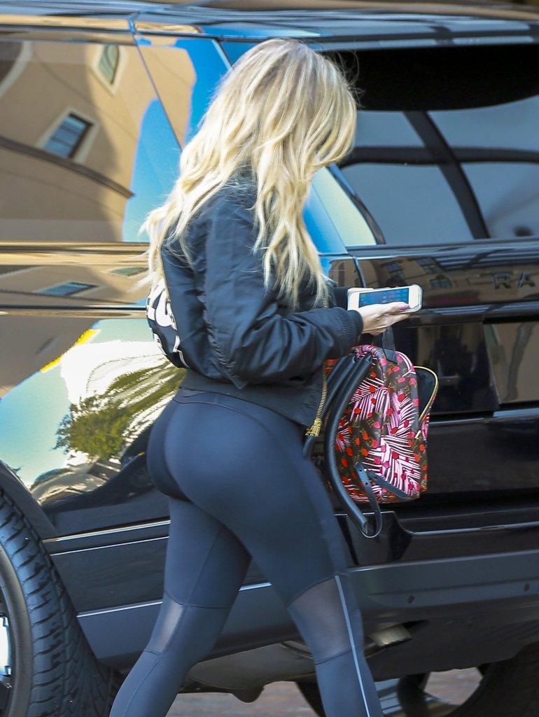 Zgadniecie do której z sióstr Kardashian należy na pupa?