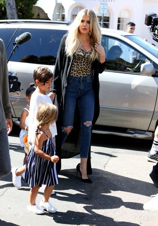 Khloe Kardashian rusza z własną marką odzieżową! (FOTO)