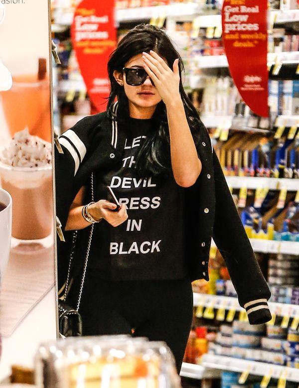 Kylie Jenner i bardzo pechowa bransoletka Cartiera (FOTO)