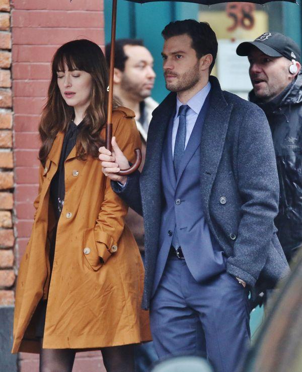 Mamy gorące zdjęcia z planu Ciemniejszej strony Greya!