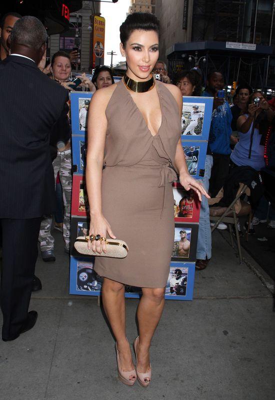 Kim Kardashian wspomina szczupłe czasy! (FOTO)