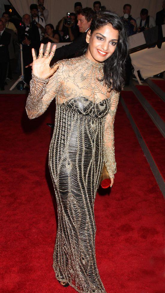 M.I.A zostanie  nową twarzą Versace?