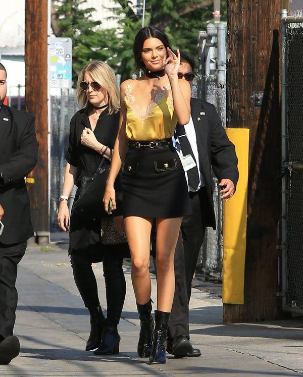 Dlaczego Anna Wintour odrzuciła najlepsze zdjęcie Kendall Jenner?