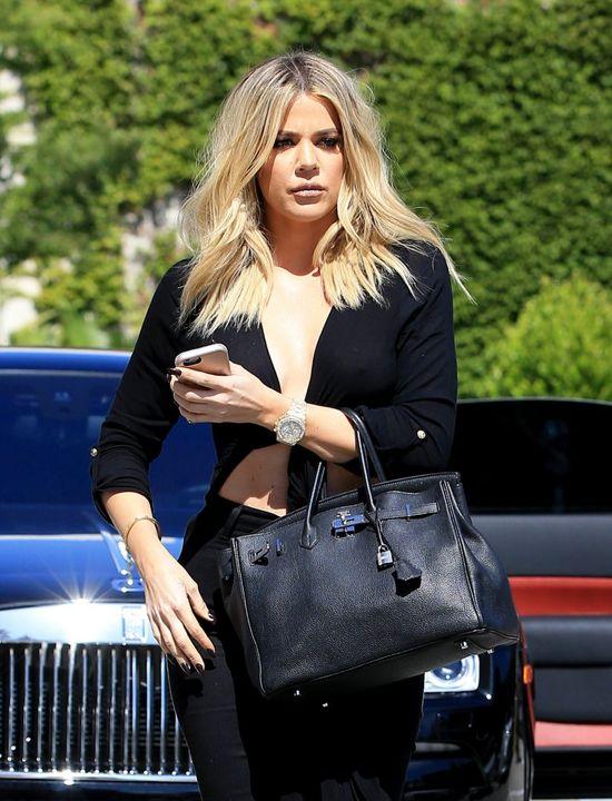 Z Khloe Kardashian zrobiła się prawdziwa laska! (FOTO)