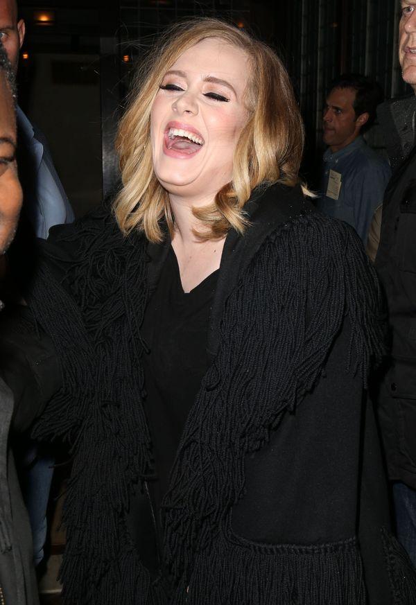 Adele opowiada o tym, jak czuje się w spanxach... (FOTO)
