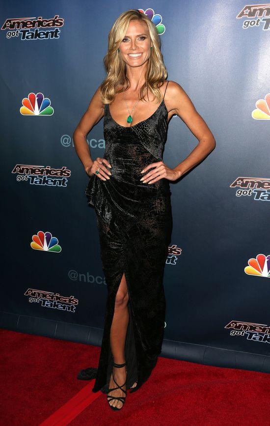 Heidi Klum vs Mel B - która wyglądała lepiej? (FOTO)