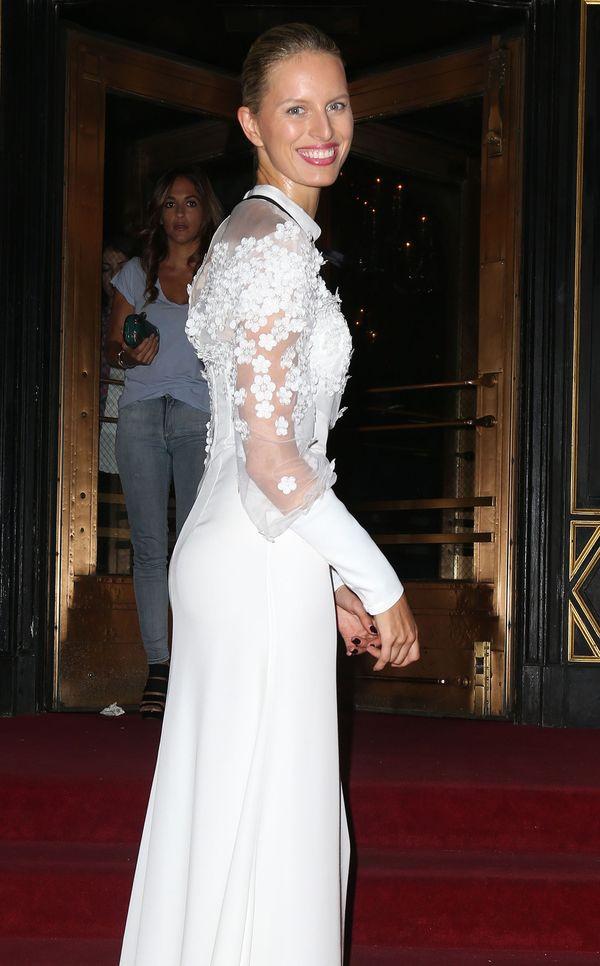 Modelka Victoria's Secret, Karolína Kurková, zostanie mamą!