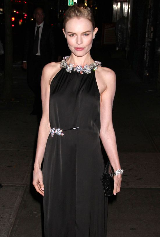 Kate Bosworth w kreacji z domu mody Christopher Kane