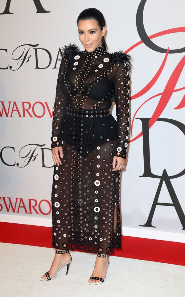 Kim Kardashian: Zdejmuję ciasne majtki, gdy wsiadam do auta