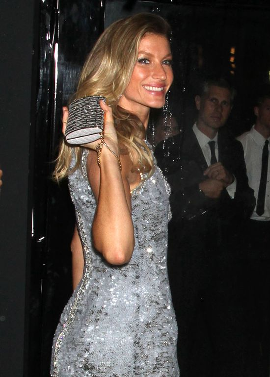 Stylizacje modelek na imprezie Chanel (FOTO)
