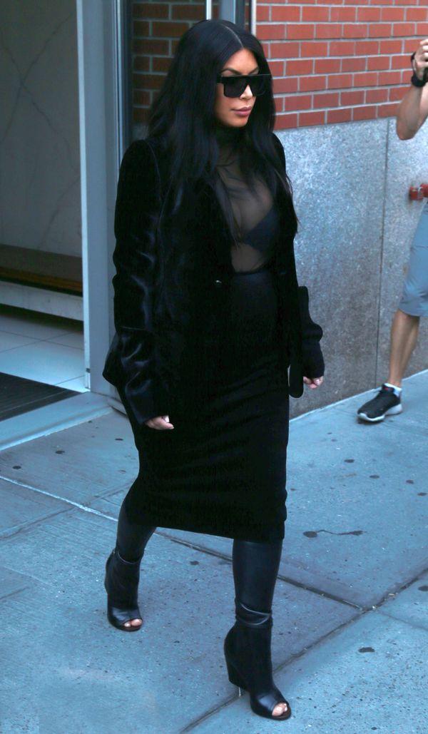Piekielna Kim Kardashian kontra anielska Kylie Jenner (FOTO)