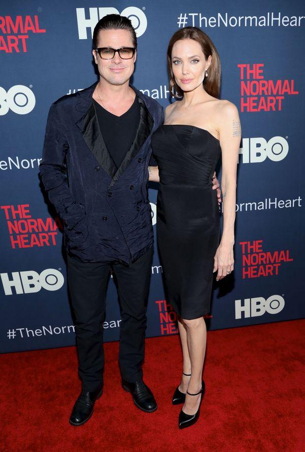 Brad Pitt i Angelina Jolie wzięli ślub!
