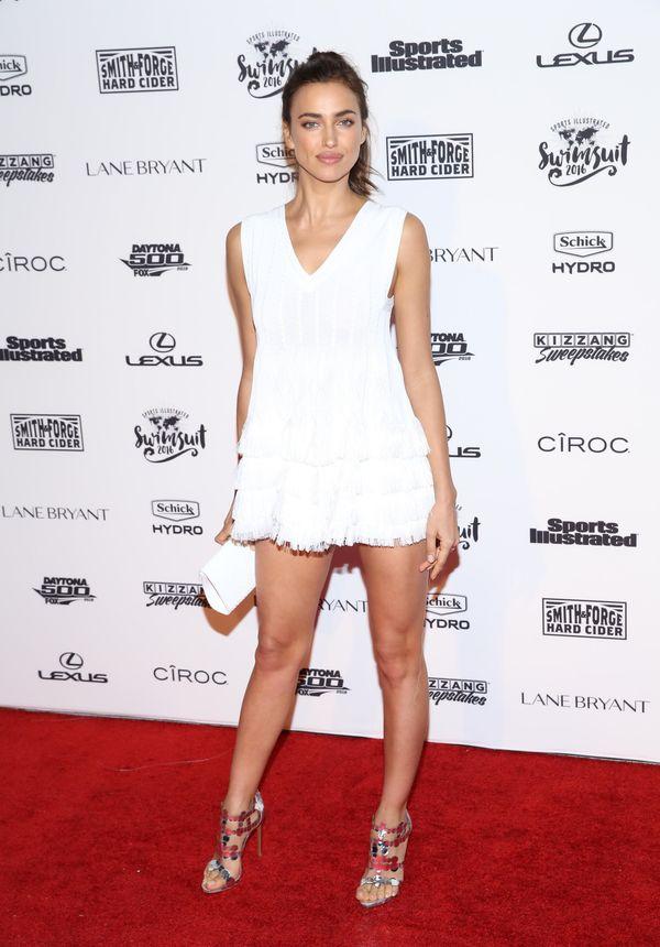 Irina Shayk zmieniła fryzurę - wygląda zupełnie inaczej!