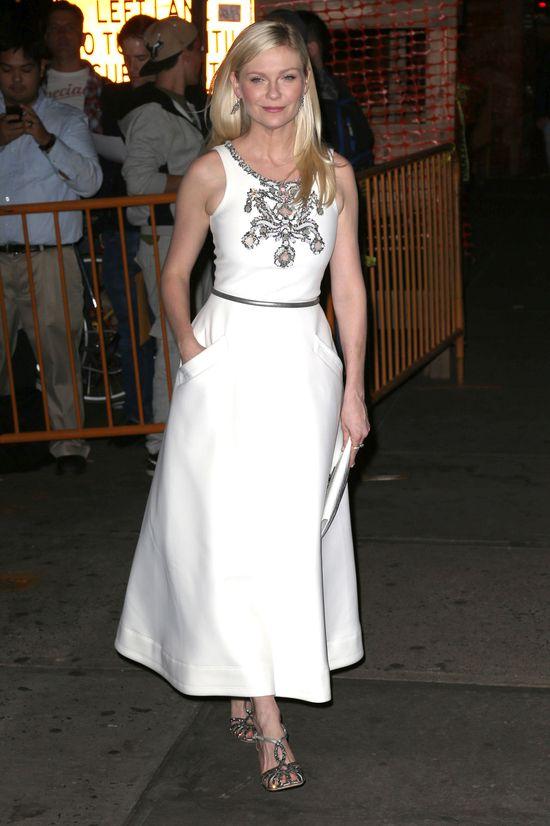 Kirsten Dunst w Chanel Haute Couture (FOTO)