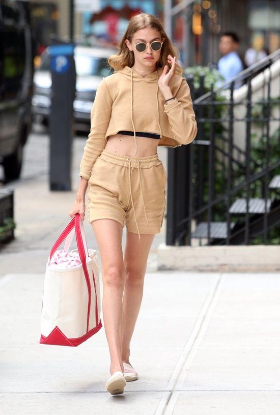 Czy to najgorsza stylizacja Gigi Hadid? (FOTO)
