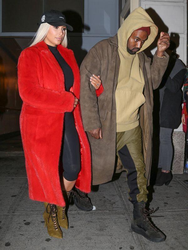Zobaczcie najnowszą stylizację Kim Kardashian (FOTO)