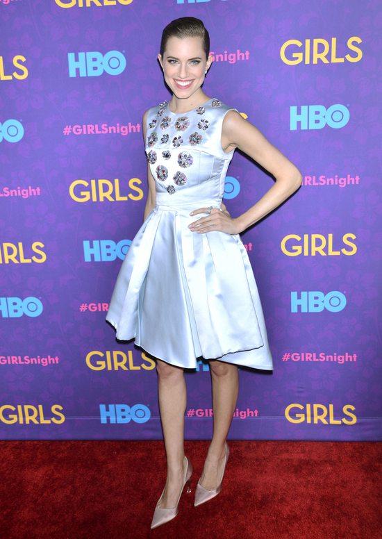 Gwiazdy Girls na premierze trzeciego sezonu serialu