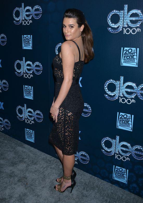 Gwiazdy świętują 100 odcinek serialu Glee (FOTO)