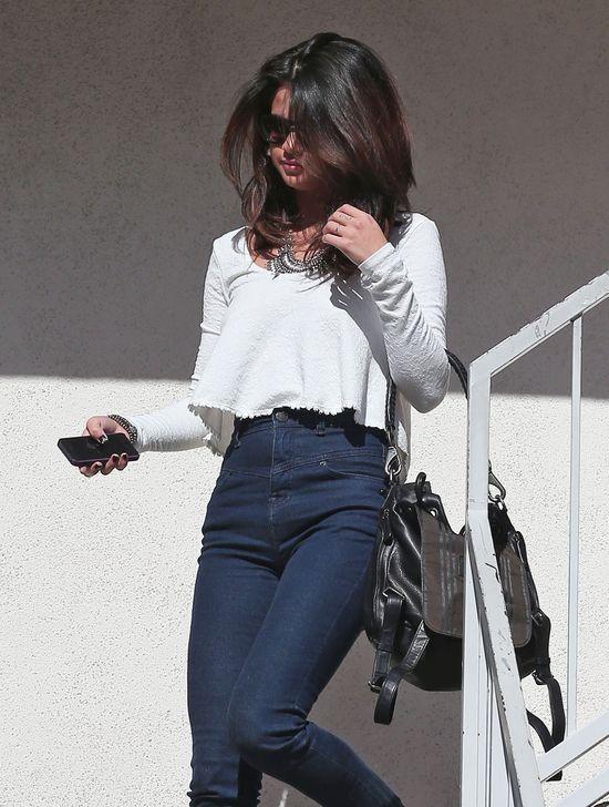 Selena Gomez obcięła włosy! (FOTO)