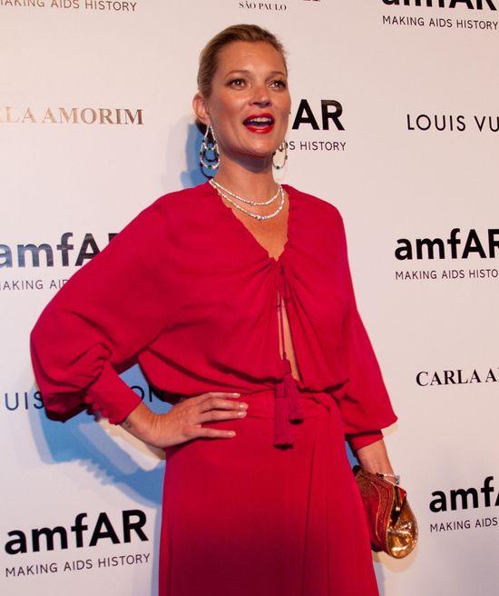 Pojedynek supermodelek: Naomi Campbell vs Kate Moss!