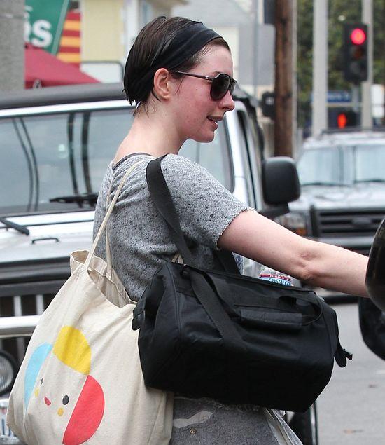 Miejskie torby - co wybierają gwiazdy?