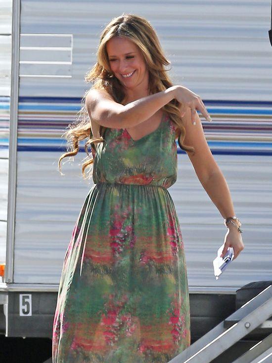 Jennifer Love Hewitt w pastelach (FOTO)
