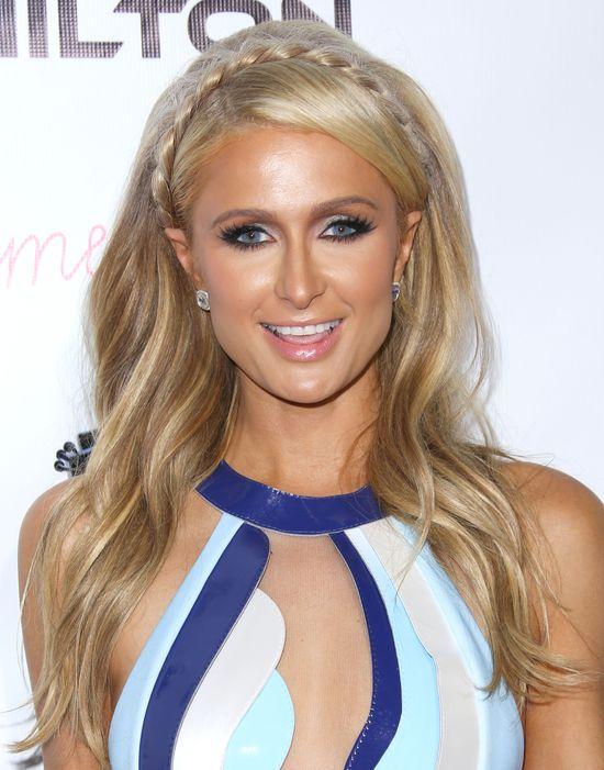 Dla Paris Hilton czas stanął w miejscu (FOTO)