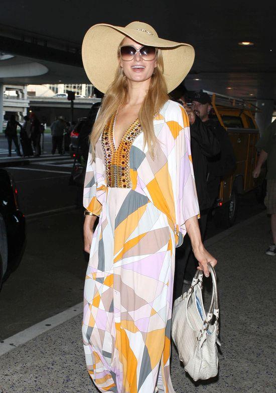 Letni szyk Paris Hilton (FOTO)