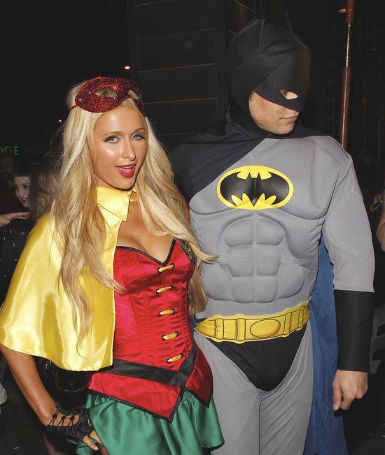 Paris Hilton jako...Robin (FOTO)
